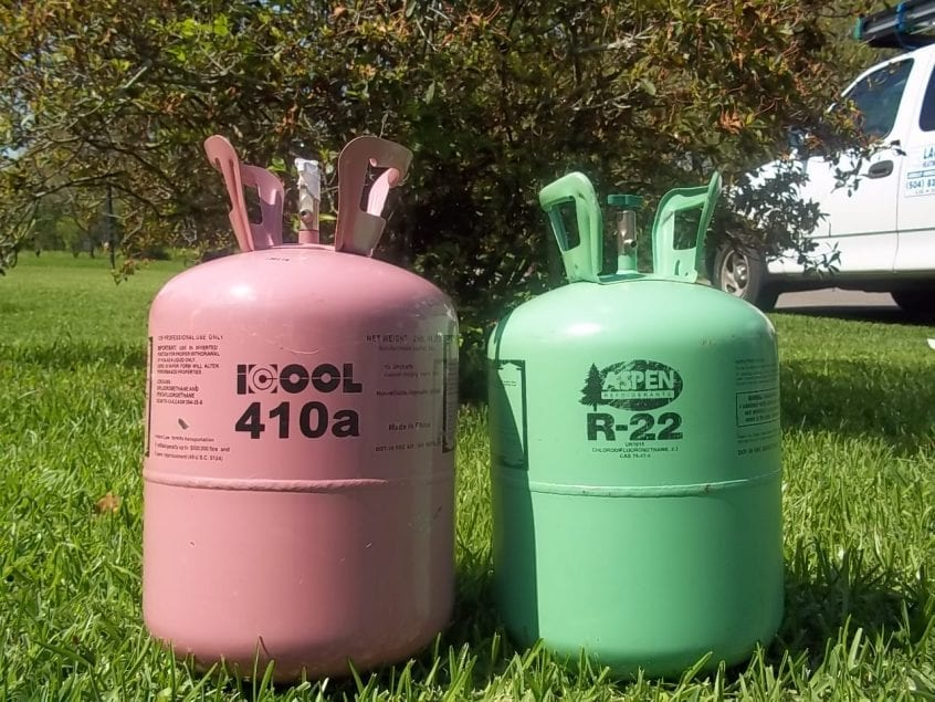 Why Refrigerant Has Changed - R22 vs  410A | AC Masters